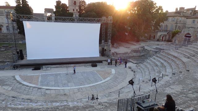 projet cinema