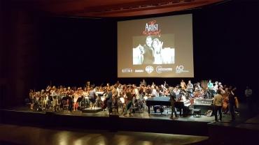Ref-Ciné-concert-The-Artiste-Auditorium Lyon